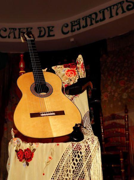 espectaculo de flamenco